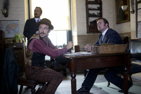 Ripper Street (BBC America) Episode 8 What Use Our Work