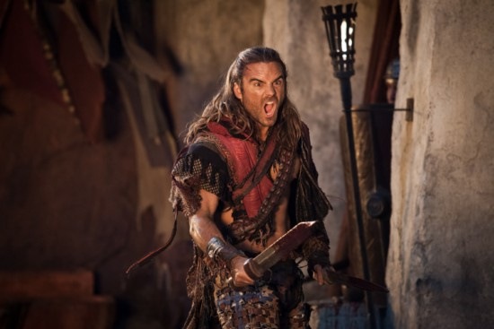 Spartacus War Of The Damned Episode 5 Blood Brothers (2)