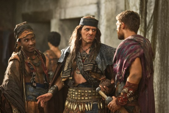 Spartacus War Of The Damned Episode 5 Blood Brothers (8)