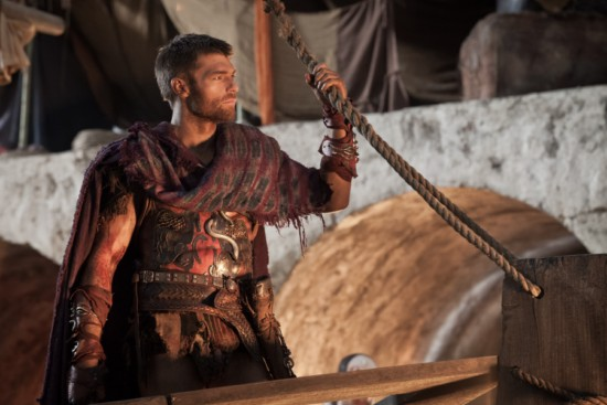 Spartacus War Of The Damned Episode 5 Blood Brothers