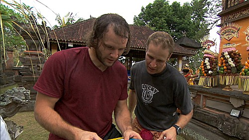 The Amazing Race 2013 Season 22 Episode 4 I Love Monkeys (2)