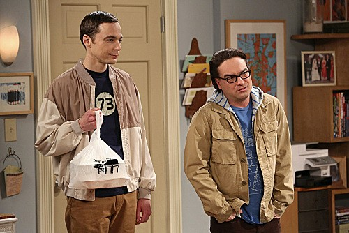 The Big Bang Theory - The Closet Reconfiguration