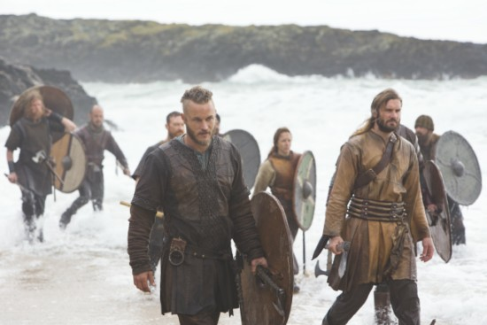 Digitista MediaWave: VIKINGS' conquest starts on Sep. 29 ...  |Vikings History Channel