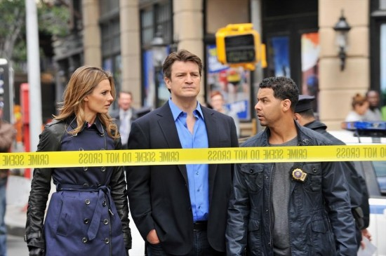 Castle Season 5 Episode 23 The Human Factor (5)