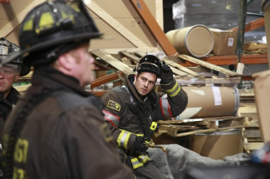 Chicago Fire Episode 20 Ambition  (9)