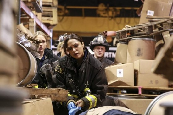 Chicago Fire Episode 20 Ambition  (5)