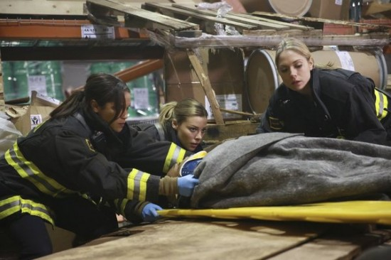 Chicago Fire Episode 20 Ambition  (2)