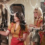 "2 Broke Girls Season 2 Finale 2013 ""And The Window Of Opportunity"""