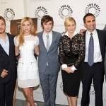 Bates Motel (A&E) Cast Interviews: Freddie Highmore, Vera Farmiga, Max Thieriot and More