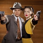 A&E Networks Debut 'Bonnie & Clyde' First Look Photos