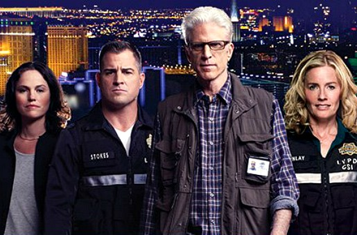 CSI Las Vegas Season 13 Intro - YouTube
