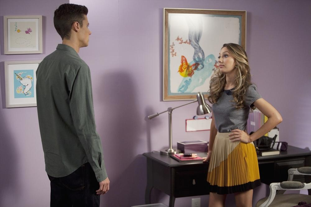 The Secret Life Of The American Teenager Season 5 Episode