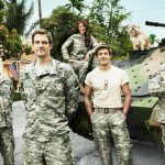 Enlisted (FOX) First Look with Geoff Stults and Chris Lowell