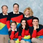 The Goldbergs (ABC) First Look with Jeff Garlin and Wendi McLendon-Covey
