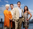 Madeline, Sam, Michael, Fiona - Burn Notice
