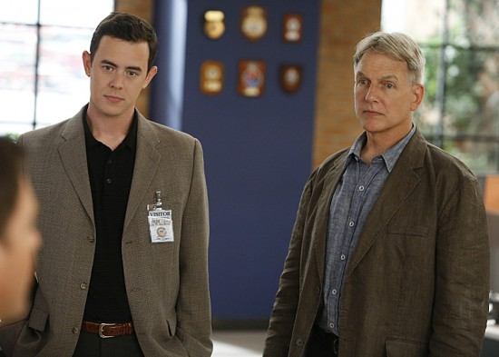 Colin Hanks NCIS