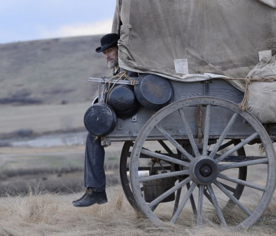 Hell On Wheels Big Bad Wolf;Eminent Domain Season 3 episode 1 & 2 (15