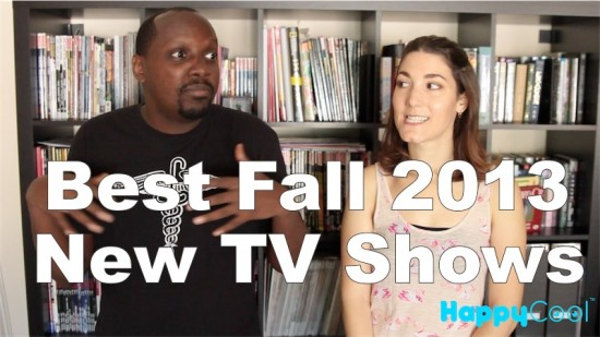 best fall 2013 new tv shows