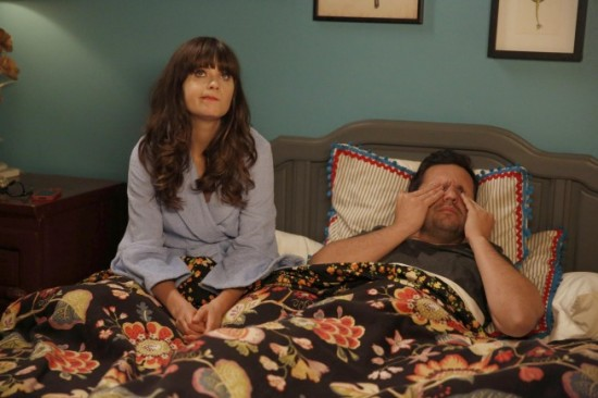 New Girl Season 3 Episode 4 The Captain 6