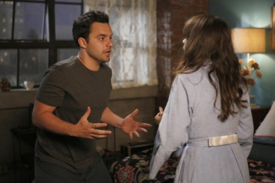 New Girl Season 3 Episode 4 The Captain 8