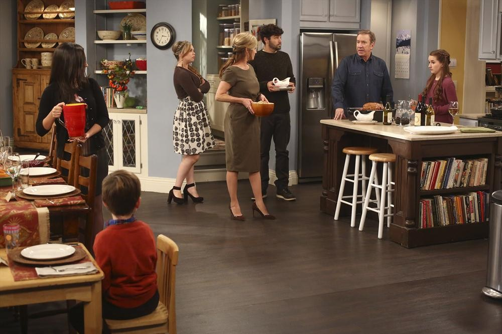 Last Man Standing Season 3 Episode 9 Thanksgiving 5 318452