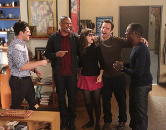 New Girl Season 3 Episode 7 Coach 1