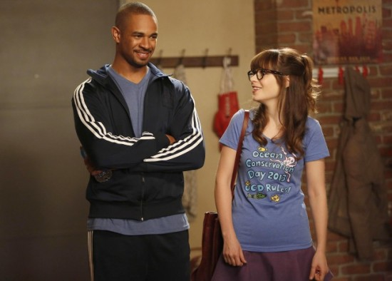 New Girl Season 3 Episode 7 Coach 6