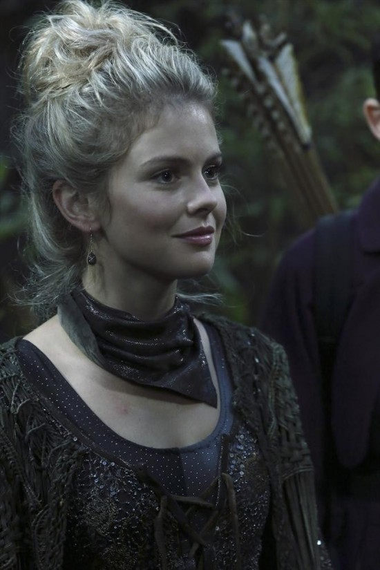 Exclusive Interview Once Upon A Times Rose McIver Talks