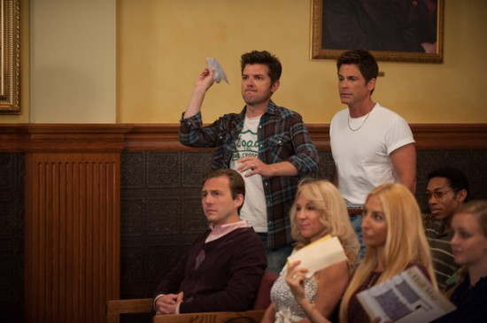 Parks and Recreation season 6 episode 6 & 7 Filibuster/Recall Vote (24)