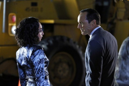 Marvel's Agents of S.H.I.E.L.D Episode 10 The Bridge (1)
