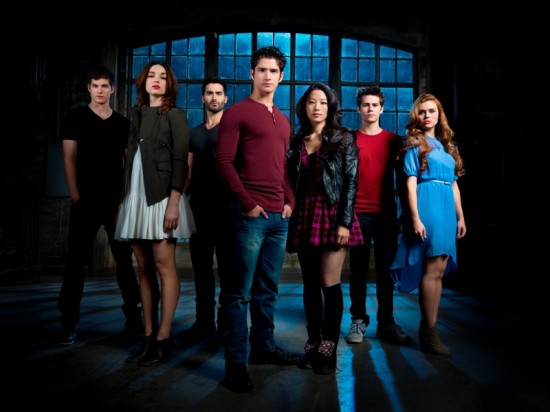 Teen Wolf Cast S3B Credit Matthew Welch