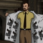 Archer Season 5 Episode 4 Archer Vice: House Call (6)