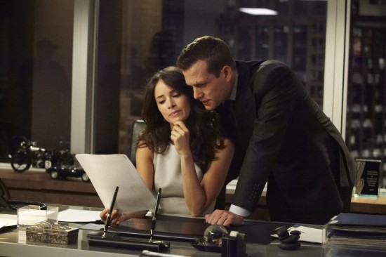 Suits Season 3 Episode 11 Buried S