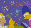 The Simpsons Season 25 Episode 22 Yellow Badge of Cowardge (1)