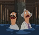 Bob's Burgers Season 4 Episode 22 World Wharf II: The Wharfening (or How Bob Saves/Destroys The Town - Part II) (3)