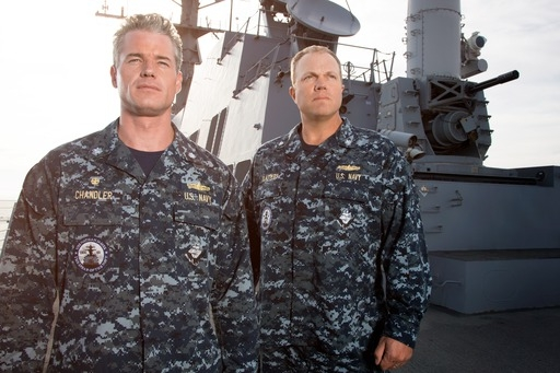 'The Last Ship' (TNT) Interview: Adam Baldwin Talks Working On A Real Navy Ship, Playing the Second In Command and More | TV Equals