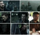 Tom, Hal, Ben, Matt, Anne and Lexi Mason, Dan and Jeanne Weaver, John Pope - Falling Skies