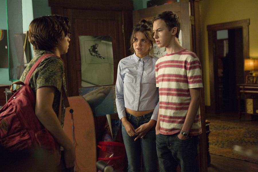 The Fosters Under Water Review Season 3 Episode 14