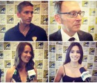 person of interest cast comic-con 2014