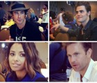 the vampire diaries cast comic-con 2014