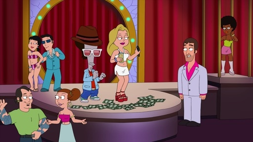 American Dad - Blonde Ambition