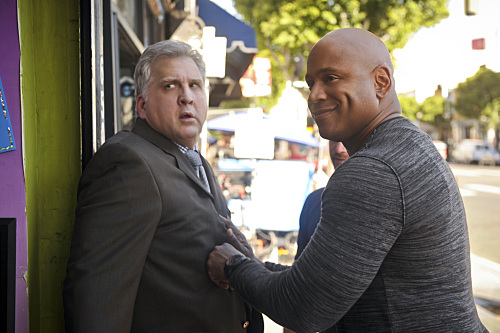 NCIS: Los Angeles - The Grey Man