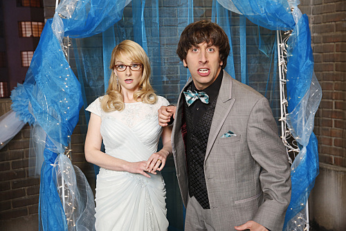 The Big Bang Theory - The Prom Equivalency