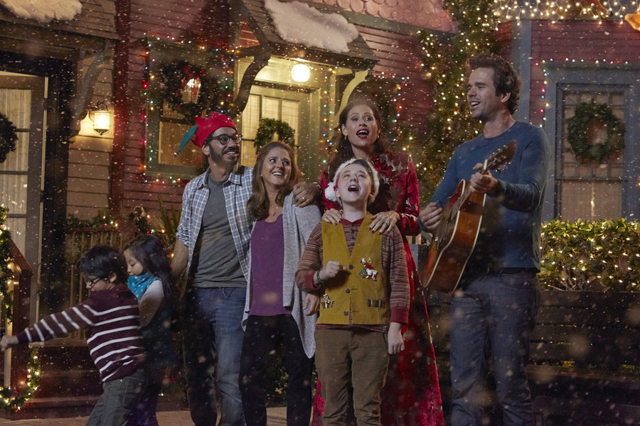 """About a Boy (NBC) Episode 8 """"About a Christmas Carol"""" 