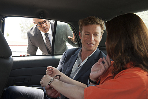 Mentalist season 5 episode 2 trailer - Unable to eject dvd