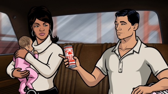 Archer - The Kanes