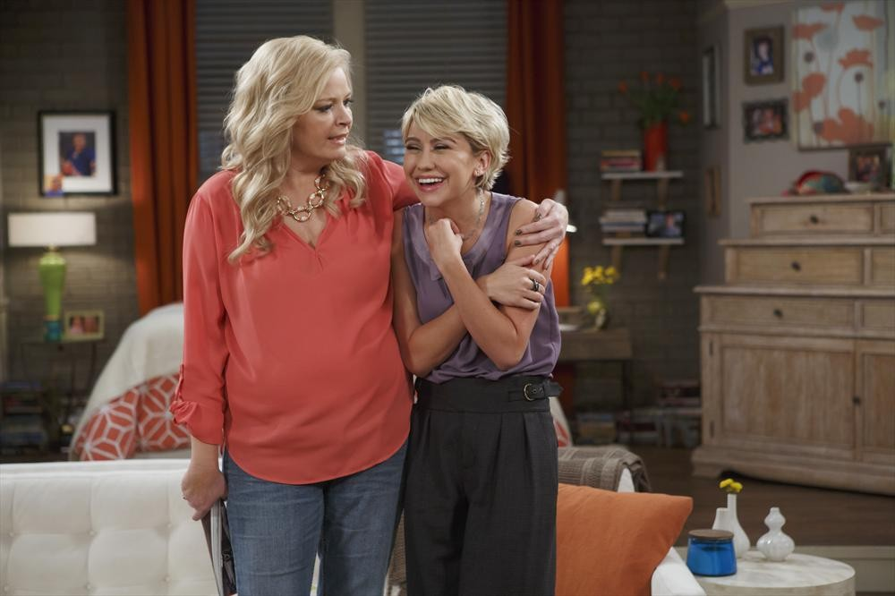 Pics For Melissa Peterman Baby Daddy