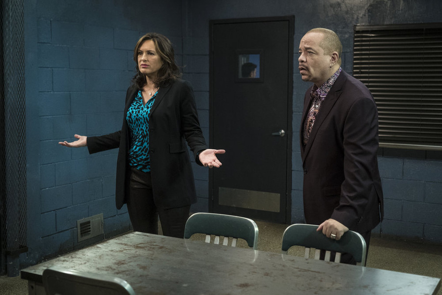 Law Amp Order Svu Quot Parole Violations Quot Season 16 Episode 17