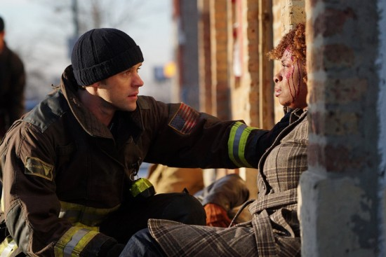 "Red Rag Bloods: Chicago Fire (NBC) ""Red Rag The Bull"" Season 3 Episode 16"