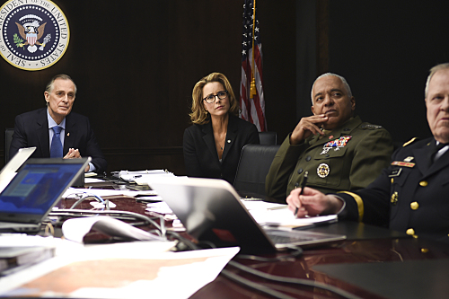 Madam Secretary - The Time is at Hand